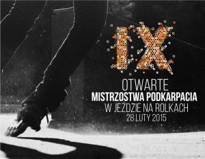 IX Mistrzostwa Podkarpacia w jeździe na rolkach