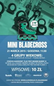 Mini Bladecorss Plakat