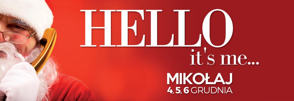 Mikołajki w Millenium Hall 2015